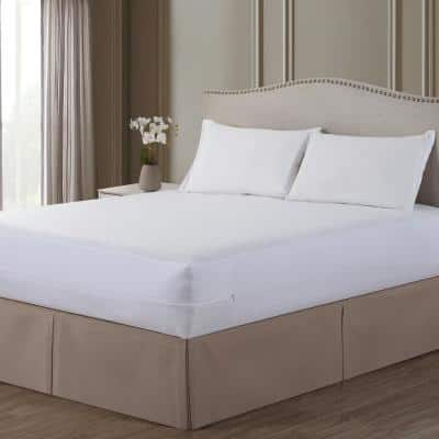 Zippered Mattress Cover with Bug Blocker