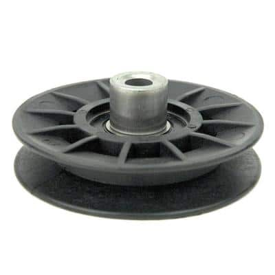 V-Idler Pulley For Craftsman, Husqvarna, Poulan Mowers Replaces OEM #'s 194326, 532194326
