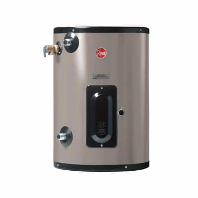 Commercial Point of Use 20 Gal. 480-Volt 6kw 1 Phase Electric Tank Water Heater