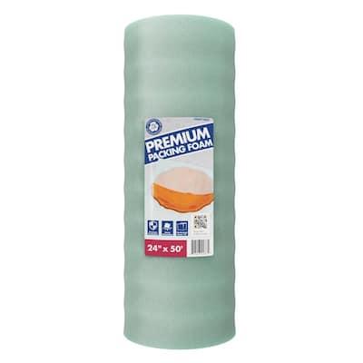 3/32 in x 24 in. x 50 ft. Premium Foam Cushion