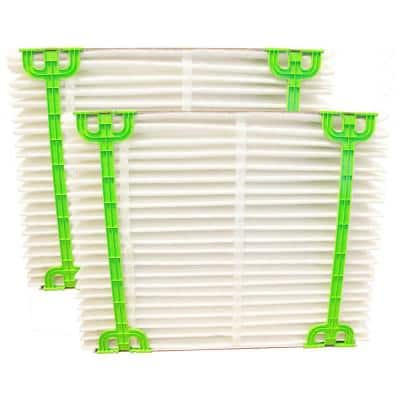 21 x 4.5 x 26 Replacement for Aprilaire 213 FPR 10 Air Cleaner Purifiers Models 1210, 3210, 4200 (2-Pack)