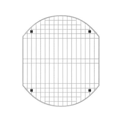 12.5 in. x 19 in. Sink Bottom Grid for Kohler Kohler K-6006-ST in Stainless Steel