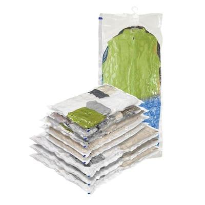 Combo Set of Vacuum Storage Bags (9-pack)