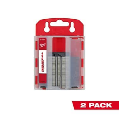 General Purpose Utility Blades with Dispensers (150-Piece)