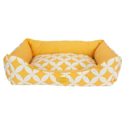 Florence Extra Large Sunflower Box Bed