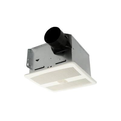 150 CFM Ceiling Bath Fan with Humidistat and Motion Sensor, Energy Star