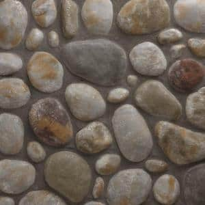 River Rock Mendocino Corners 10 lin. ft. Handy Pack Manufactured Stone