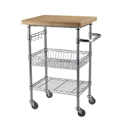 24 in. W Utility Cart