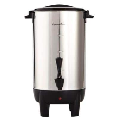 30-Cup Coffee Urn Stainless Steel