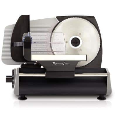 Professional Series Stainless Steel Meat Slicer