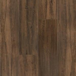 Treehouse 14mm T x 5.37 in. W x 72in Solid Wide T and G Bamboo Flooring (26.89 sq. ft/case)