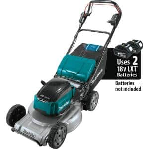 18-Volt X2 (36-Volt) LXT Lithium-Ion Brushless Cordless 21 in. Walk Behind Self-Propelled Lawn Mower (Tool-Only)