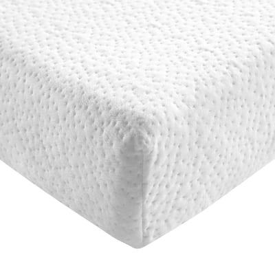 Cool Gel 4 in. Medium Gel Memory Foam Tight Top Mattress