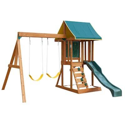 Appleton Wooden Swing Set/Playset