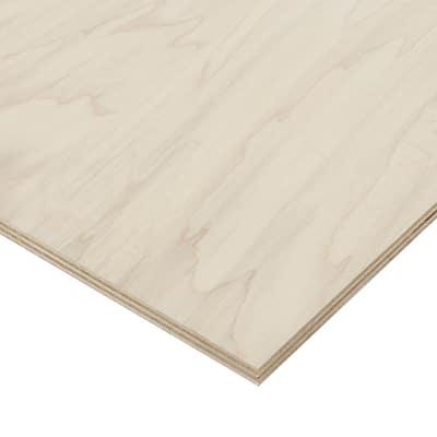 3/4 in. x 2 ft. x 8 ft. PureBond Poplar Plywood Project Panel (Free Custom Cut Available)