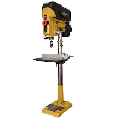 115-Volt/230-Volt 1HP 1PH Drill Press