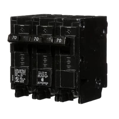 70 Amp 3-Pole Type QP Circuit Breaker