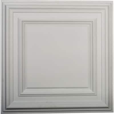 23-3/4 in. Classic Square Ceiling Medallion