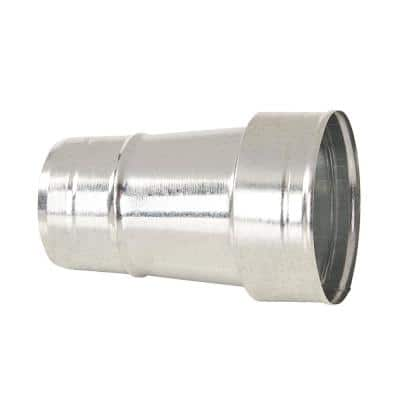 12 in. to 10 in. Round Reducer