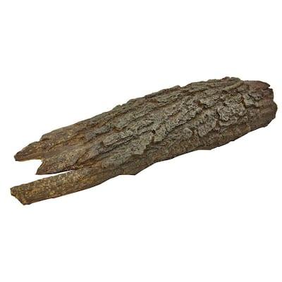 Indoor 12 in. Artificial Tree Bark (Set of 6)
