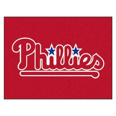 Philadelphia Phillies 3 ft. x 4 ft. All-Star Rug