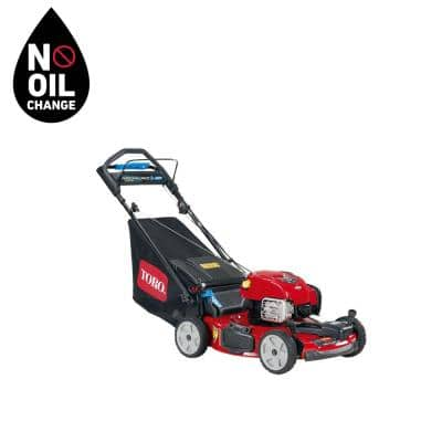 Recycler 22 in. All-Wheel Drive Personal Pace Variable Speed Gas Self Propelled Mower with Briggs and Stratton Engine