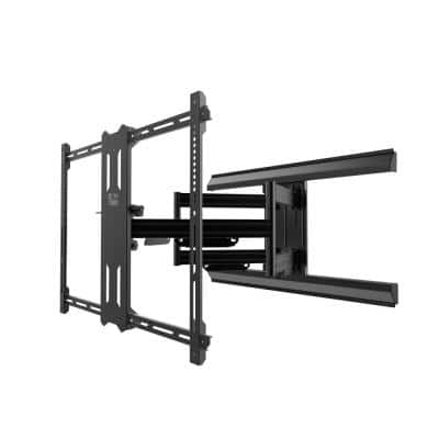 PMX700 Pro Full Motion TV Wall Mount with Toolless Tilt & Adjustable Horizontal Positioning for 42 - 100 in. TVs