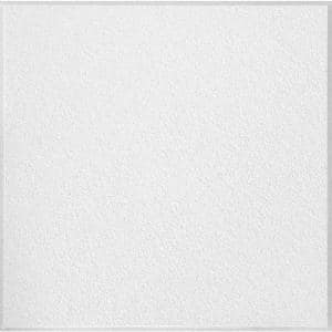 Classic Fine Textured 2 ft. x 2 ft. Suspended/Drop Tegular Ceiling Tile (1728 sq. ft./pallet)