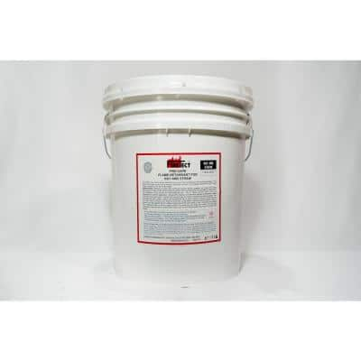 Fire-Safe 5 gal. Clear Interior Fireproofing Flame Retardant Liquid Spray for Hay and Straw