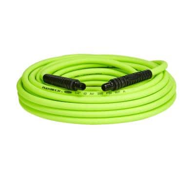 1/4 in. x 50 ft. Air Hose with 1/4 in. MNPT Fittings
