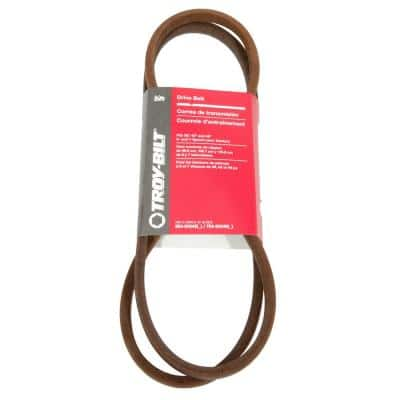 Original Equipment Lower Transmission Belt for Select 6-Speed and 7-Speed Riding Lawn Mowers OE# 954-04249, 754-04249
