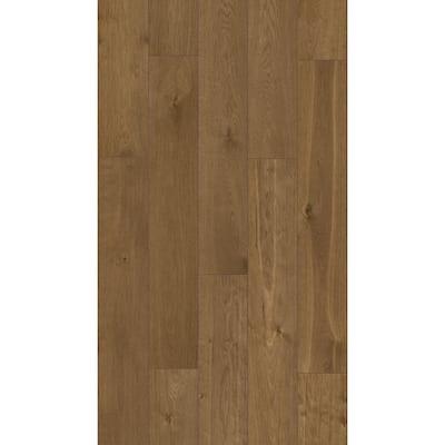 Fawn 7.56 in. W x 47.64 in. L Luxury Vinyl Plank Flooring (22.51 sq. ft.)