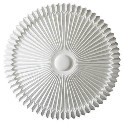 24 in. x 3 in. Decorative Polyurethane Ceiling Medallion
