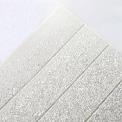 WoodGrain White Vinyl Peelable Roll (Covers 54 sq. ft.)