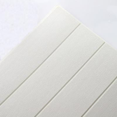 WoodGrain White Vinyl Peelable Roll (Covers 108 sq. ft.)