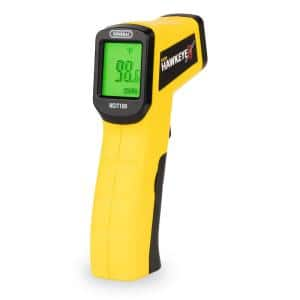 Hawkeye Non-Contact Forehead Infrared Thermometer for Human Temperature Reading