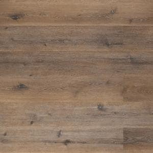 Deals on MSI Benson Hickory 7.13 in W x 48.03-in Plank Flooring