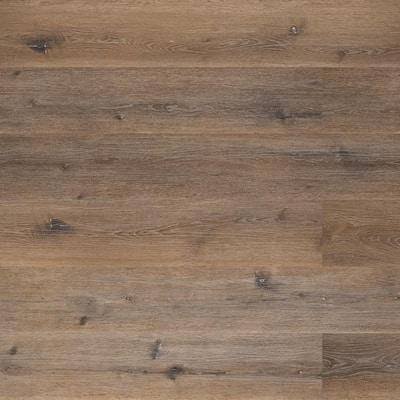 7.13 in. W x 48.03 in. L Benson Hickory Rigid Core Luxury Vinyl Click Lock Plank Flooring (23.77 sq. ft./case)