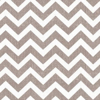Creative Covering 18 in. x 20 ft. Textured Chevron Gray Self-Adhesive Vinyl Drawer and Shelf Liner (6-Rolls)