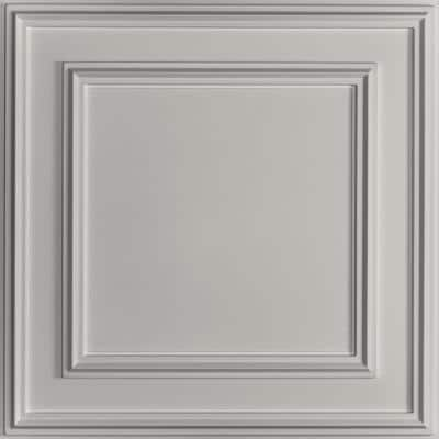 Cambridge Stone 2 ft. x 2 ft. Lay-in or Glue-up Ceiling Panel (Case of 6)