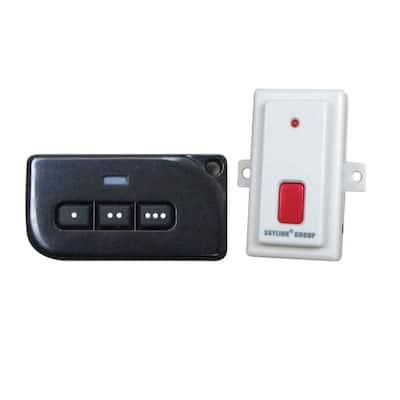 3 Button Universal Remote Control Kit