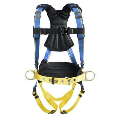Upgear Blue Armor 2000 Construction (3 D-Rings) XL Harness