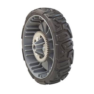 8 in. Rear Wheel for AWD