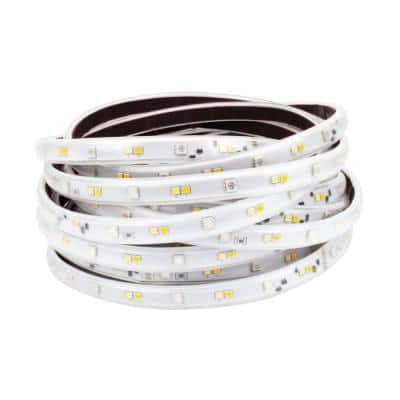 32 ft. RGB and Tunable White Hubspace Smart Strip Light