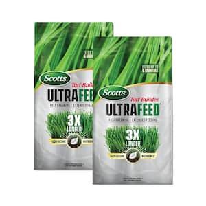 Turf Builder UltraFeed 20.2 lb. 8,000 sq. ft. Lawn Fertilizer (2-Pack)