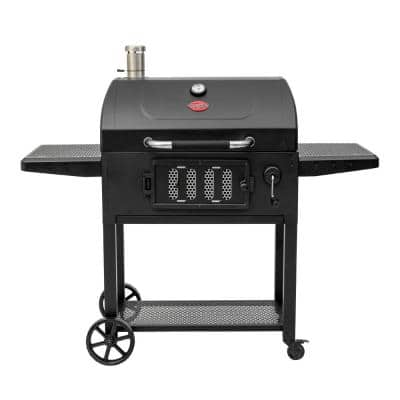 Classic Charcoal Grill in Black