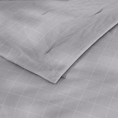 Cotton Flannel Comforter Set