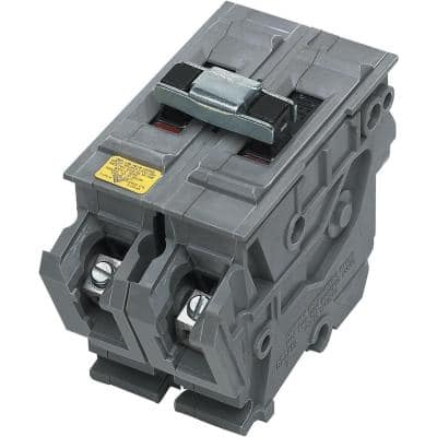 New UBIA 50 Amp 2 in. 2-Pole Type A Wadsworth Replacement Circuit Breaker