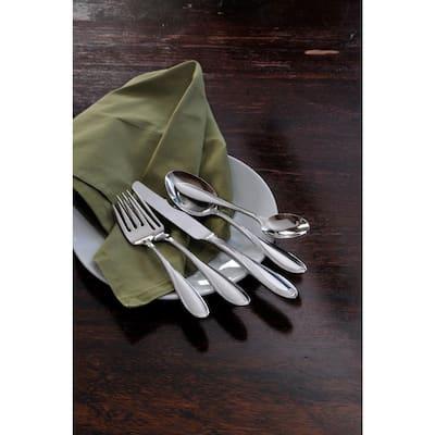 Scroll 18/8 Stainless Steel Salad/Dessert Forks (Set of 36)