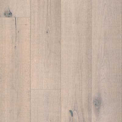 Meritage New World Oak 19/32 in. T x 9-1/2 in. W x Varying L Extra Wide TG Engineered Hardwood Flooring (34.1 sq. ft.)